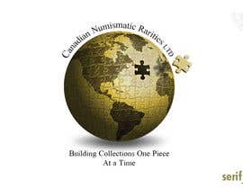 #164 para Design a Logo for Canadian Numismatic Rarities (CNR) por Ferrignoadv