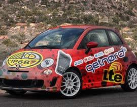 Aabir123 tarafından Design Rally car graphics için no 5