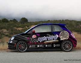 Aabir123 tarafından Design Rally car graphics için no 14