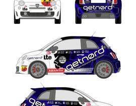 manfredslot tarafından Design Rally car graphics için no 3