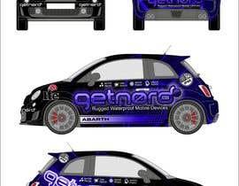 manfredslot tarafından Design Rally car graphics için no 7