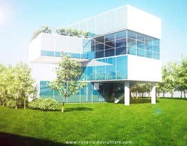 #13 for Do some 3D Modelling for commercial building by Rozairo