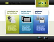Contest Entry #6 for Website Design for Trin-iT Software Solutions