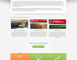 nº 27 pour Website Design for Trin-iT Software Solutions par andrewnickell