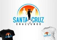 Contest Entry #115 for Illustration Surfer Sunset Santa Cruz Dog LOGO contest
