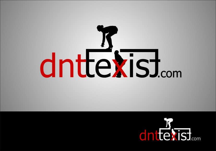 Kilpailutyö #                                        26                                      kilpailussa                                         Logo Design for dntexit or dnexit.com is a photo-entertainment website
