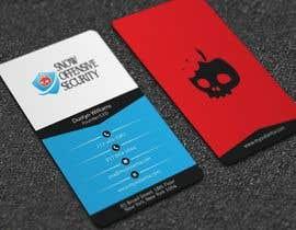 Nro 209 kilpailuun Design Business Card käyttäjältä dnoman20