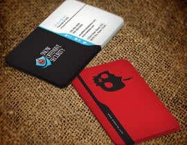 Nro 172 kilpailuun Design Business Card käyttäjältä Cortana10