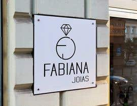 #13 for Fabiana Joias. Logo and Facebook Cover by fabriciarj