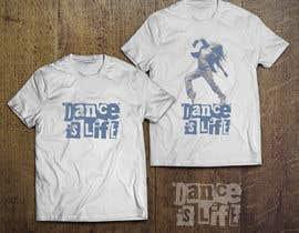 Nro 30 kilpailuun Design For Dance T-shirt & Tank-Top käyttäjältä avtoringUK