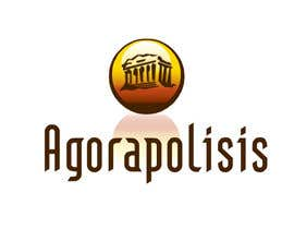 #40 for Design a Logo for the name agorapolisis af lNTERNET