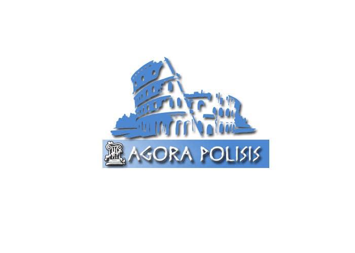 #6 for Design a Logo for the name agorapolisis by DanielAlbino