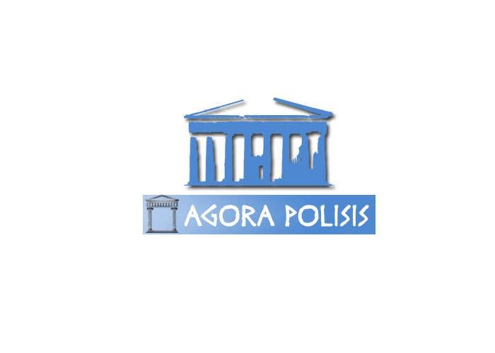 #27 for Design a Logo for the name agorapolisis by DanielAlbino
