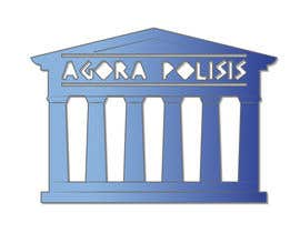 nº 17 pour Design a Logo for the name agorapolisis par SerenityBlue1