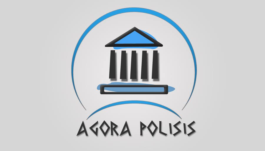 #24 for Design a Logo for the name agorapolisis by vijaymahale101