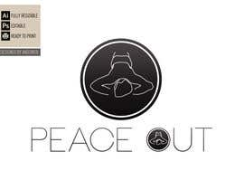 "anosweb tarafından Design a Logo for my company ""Peace Out"" massage therapy. için no 56"