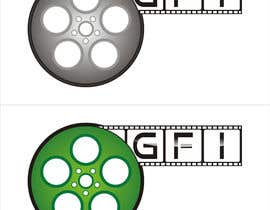 nº 8 pour Design a Logo for GFI (Greenville Film Initiative) par TATHAE