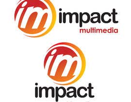 nº 15 pour Logo Design for Impact Multimedia par livoizai