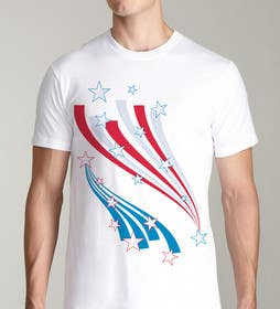 #9 for Patriotic t-shirt USA theme design by LuchianTeodor
