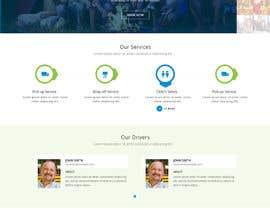 Nro 15 kilpailuun Design Website Homepage käyttäjältä webinnovation25