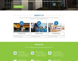 Nro 7 kilpailuun Design Website Homepage käyttäjältä husainmill
