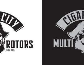 "Nro 20 kilpailuun LOGO DESIGN FOR ""CIGAR CITY MULTIROTORS"" käyttäjältä dipenrautar"