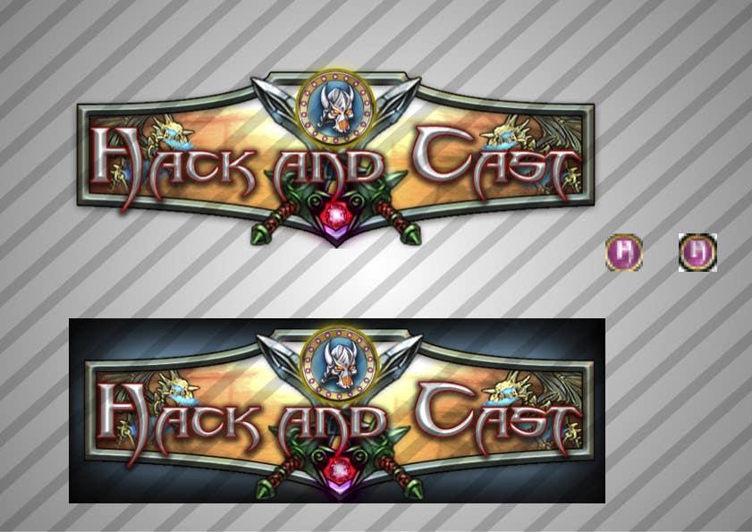 Inscrição nº                                         6                                      do Concurso para                                         Design a Logo for Video Game: Hack and Cast