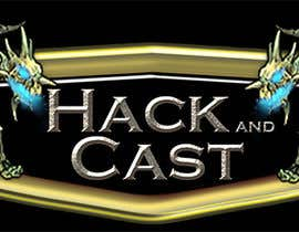 SeRZuKE tarafından Design a Logo for Video Game: Hack and Cast için no 12