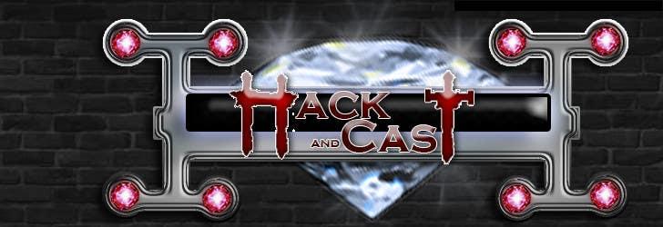 Inscrição nº                                         18                                      do Concurso para                                         Design a Logo for Video Game: Hack and Cast