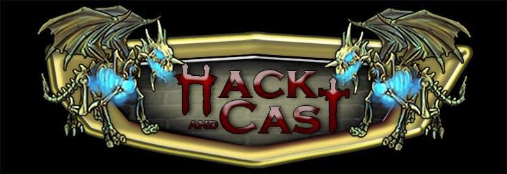 Inscrição nº                                         19                                      do Concurso para                                         Design a Logo for Video Game: Hack and Cast