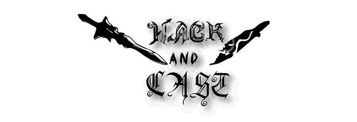 Inscrição nº                                         7                                      do Concurso para                                         Design a Logo for Video Game: Hack and Cast
