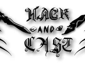 #9 for Design a Logo for Video Game: Hack and Cast af zokizuan