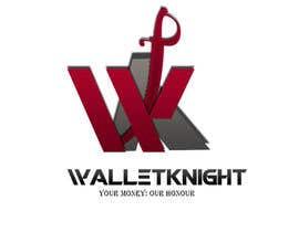 Nro 21 kilpailuun Design a Logo for WalletKnight käyttäjältä mesele90