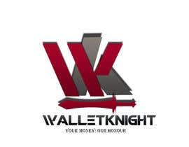 Nro 24 kilpailuun Design a Logo for WalletKnight käyttäjältä mesele90