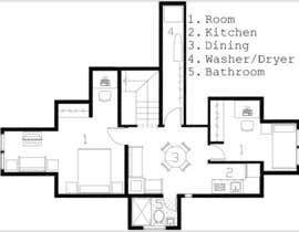 #25 для Design Apartment Plan от josereinozo