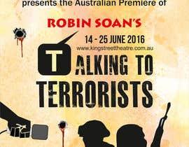 swarajmgraphics tarafından Theatre Poster Design content için no 8