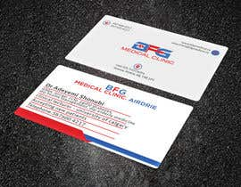 #27 for MEDICAL CLINIC BUSINESS CARD & LETTER HEAD by robiul20