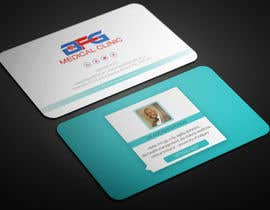 #23 for MEDICAL CLINIC BUSINESS CARD & LETTER HEAD by smartghart