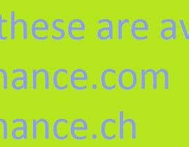 nisargthakkar tarafından Find a domain name for a new company için no 80