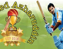Nro 26 kilpailuun Mohammed Azharuddin Cup 2016 käyttäjältä tjilon2014