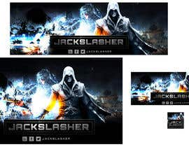 #30 for Create a YouTube Banner, Twitter Header, YouTube Profile Picture & Desktop Background! by freelancerdez
