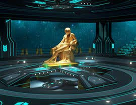 jitendra199 tarafından Render statue in futuristic environment için no 46