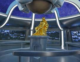 ScrmingMnkyAnim tarafından Render statue in futuristic environment için no 61