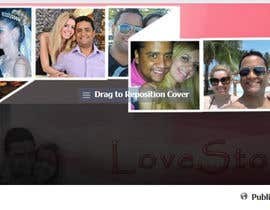 #52 cho Design a Facebook Cover for a Couple with photos bởi mMm24hours