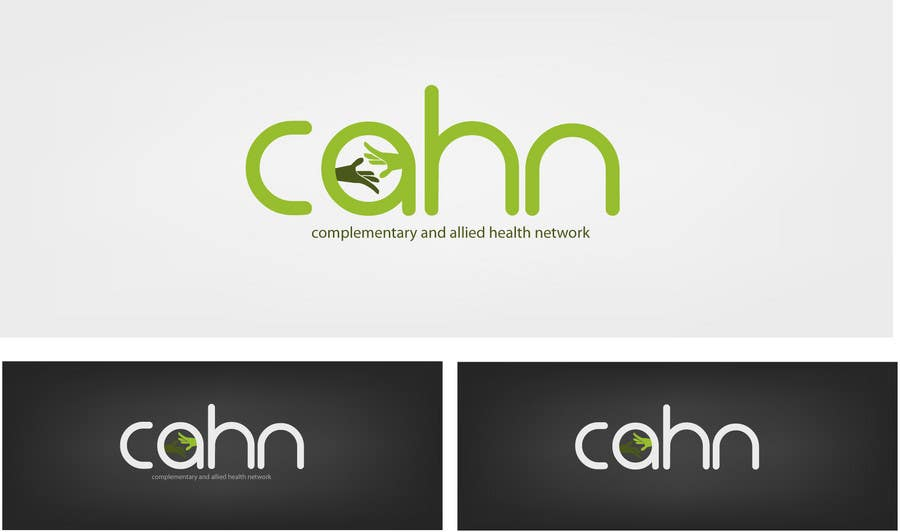 Contest Entry #                                        324                                      for                                         Logo Design for CAHN - Complementary and Allied Health Network