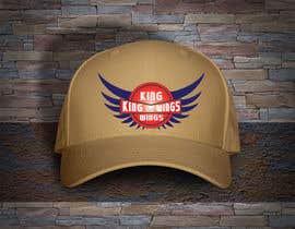 #62 for Logo Design (The King of Wings) by Abdelkrim1997