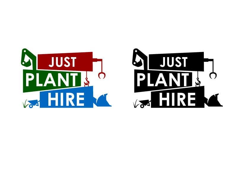 Penyertaan Peraduan #                                        34                                      untuk                                         Design a Logo for a Equipment Hire Company