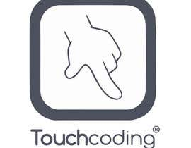 "#16 for Design a logo for my Company ""Touchcoding"" af AlaaElSebaey"