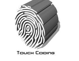 """Nro 20 kilpailuun Design a logo for my Company """"Touchcoding"""" käyttäjältä DeriGaine"""