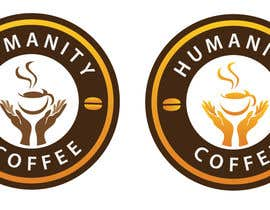 nº 73 pour Design a Logo for HUMANITY  COFFEE par ccet26
